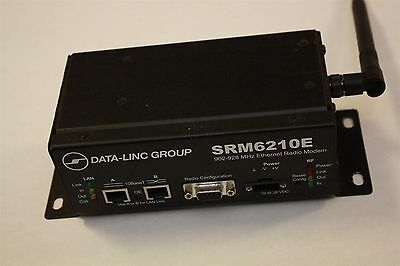 Data-Linc Group SRM6210E  902-928 MHz Ethernet Radio Modem