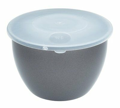Master Class Non-Stick Pudding Basin/Steamer Bowl With Plastic Lid, 855 ml (1.5