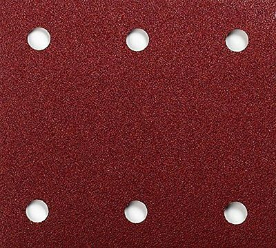Makita P-33130 150 Grit Punched 1/4 Sheet Hook and Loop Sanding Paper - Multi-Co