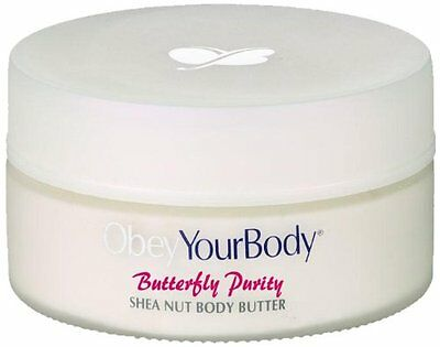 Obey Your Body Optimal Indulgence Shea Nut Body Butter Purity Fragrance 200ml