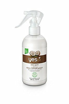 Yes To Coconut Hydrate & Restore Ultra Light Body Lotion Spray (295ml)