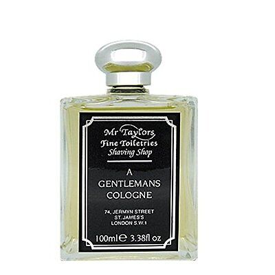 Taylor of Old Bond Street 100 ml Mr. Taylor Cologne - SAME DAY DISPATCH