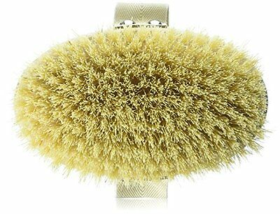 Hydrea Professional Dry Skin Body Brush with Cactus Bristles - SAME DAY DISPATCH