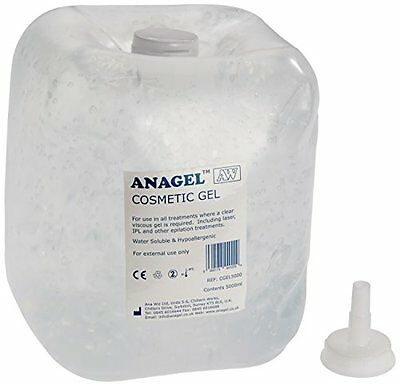 Anagel 5L Cosmetic IPL/ Laser Gel - SAME DAY DISPATCH