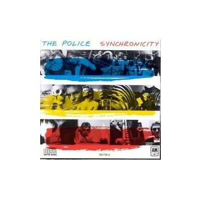 The Police - Synchronicity - The Police CD YUVG The Cheap Fast Free Post
