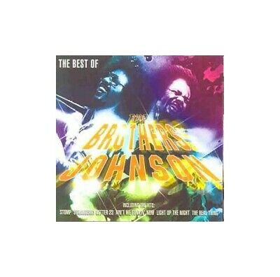 The Brothers Johnson - The Best of The Brother... - The Brothers Johnson CD AEVG