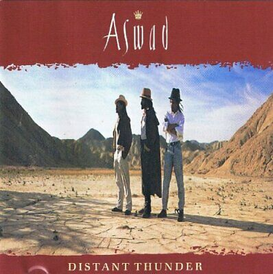 Aswad - Distant Thunder - Aswad CD UHVG The Cheap Fast Free Post The Cheap Fast