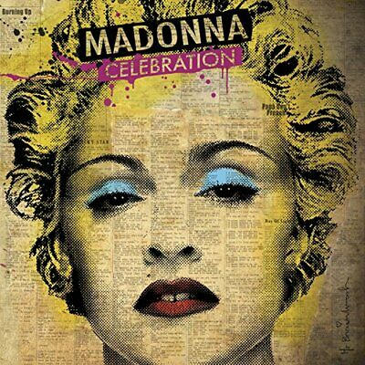Madonna - Celebration (2 CD) - Madonna CD 5EVG The Cheap Fast Free Post The