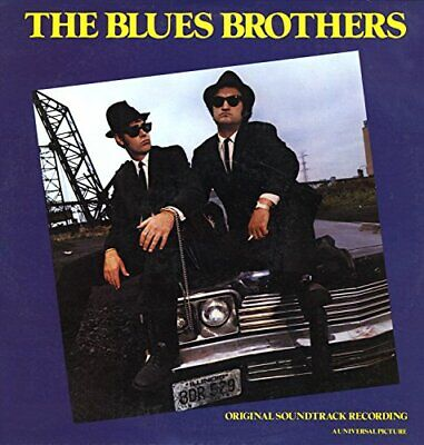Blues Brothers - The Blue Brothers Soundtrack - Blues Brothers CD 5KVG The Cheap