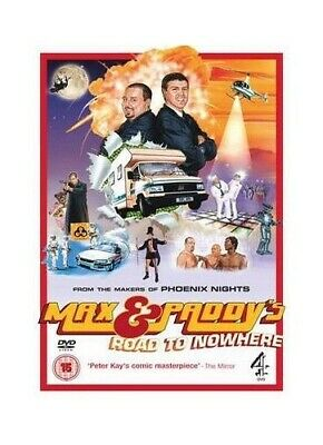 Max And Paddy's Road To Nowhere [DVD] - DVD  UAVG The Cheap Fast Free Post
