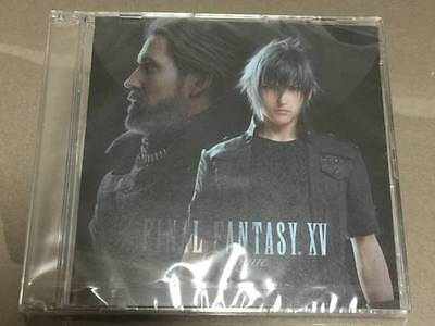 Final Fantasy 15 XV Drama CD Noctis Voice Only Japanese Square Limited NFS F/S