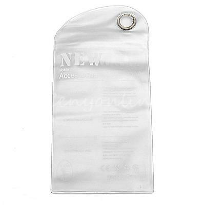2x Waterproof DryBag Dry Bag Case Cover Swimming Beach Pouch - Clear