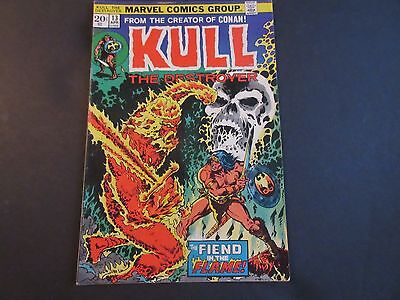 Kull the Destroyer #13 (Apr 1974, Marvel)