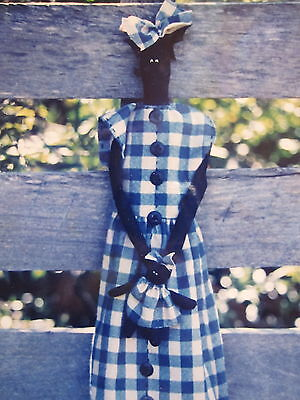 """ OZIER BANK  "" ...Cloth Doll Pattern... by Woodcutters Daughter"