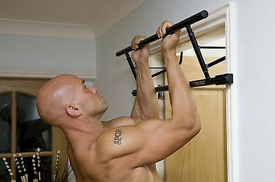 Powerbar 2 The STRONGEST HIGHEST BEST pull up bar (no Assembly) welded 20 stone