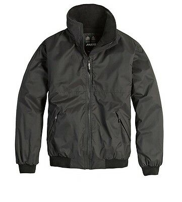 Musto Mens Snug Blouson Polartec Fleece Lined Jacket
