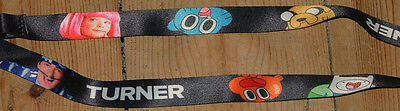 Adventure Time promotional lanyard, new