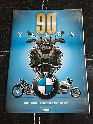 90 years of BMW, Bike special edition