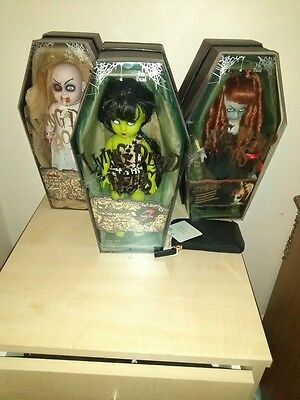 Living dead doll - series 7 - Gluttony - GRUNGE, GOTHIC - GREAT CONDITION
