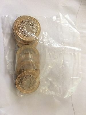 Bag Of Uncirculated 2015 £2 Coins