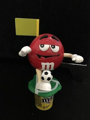 Empty M&M's dispenser