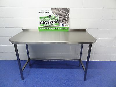 """New 59"""" Stainless Steel Commercial Catering Prep Table Work Top Bench"""