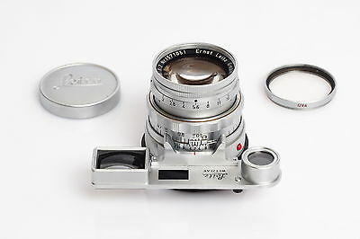 Leitz / Leica M Summicron 2/5cm Close Focus