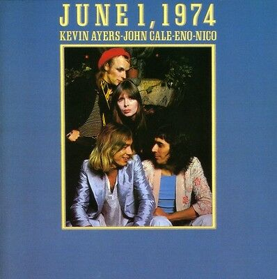 John Cale - June 1st 1974 [New CD] England - Import