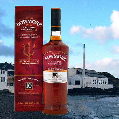 Bowmore The Devil's Casks - Release Ii - Whisky From Scotland