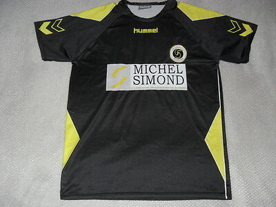 Maillot collector CHAMBERY HANDBALL RICHARDSON N°34 Taille XL TBE