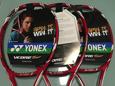Yonex Vcore tour 89 new in plastic Last few pieces! hewitt nalbandian Tomic see!