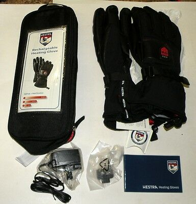Hestra Rechargeable Heating Glove SM 7 UNISEX