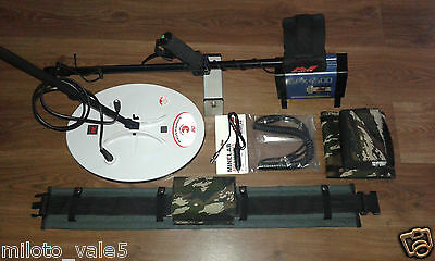 Minelab GPX4500 metal detector upgrade to GPX 5000