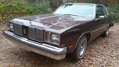 1979 Oldsmobile Cutlass Supreme 1979 Oldsmobile Cutlass Supreme 2 door V-8 very clean and original
