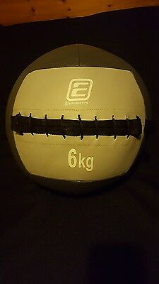 ENERGETICS Medicine Ball Wall Ball Exercise Fitness Training Weights Weight 6KG