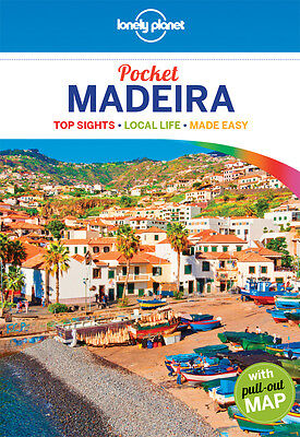 Lonely Planet POCKET GUIDE MADEIRA (Travel Guide) - BRAND NEW 9781743607107