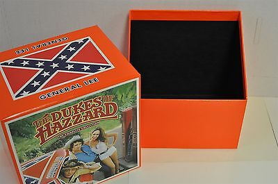 The Dukes of Hazzard: The Complete Collection Vintage General Lee Flag BOX ONLY