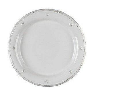 Juliska Berry And Thread Four  Dinner Plates Jdr/w Free Shipping