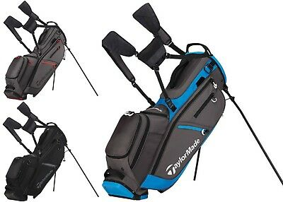 Taylormade 2017 Flextech Crossover 14 Way Divider Golf Stand Carry Bag