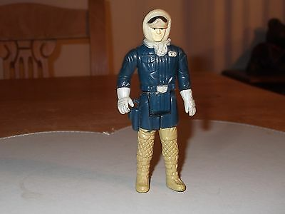 Vintage star wars Han Solo in Hoth Outfit 1980