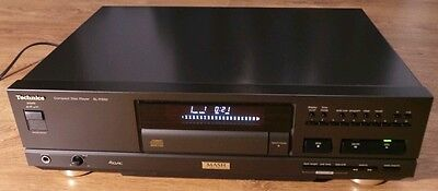 Technics SL-PS50 audiophile Stereo HiFi CD Compact Disc player + Built in DAC
