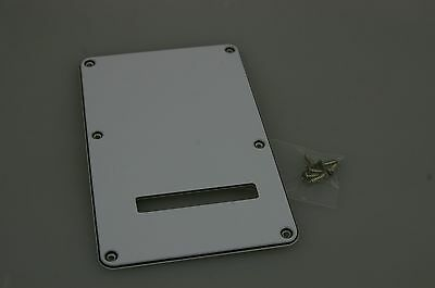 Vintage V6 Reissued Series Stratocaster TREMOLO COVER Back Plate 3 Ply 0213