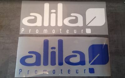 Patch ALILA pour maillot LYON OL 2016 - 2017 jersey shirt maglia FLOCAGE