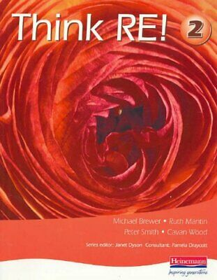 Think RE: Pupil Book 2 by Wood, Mr Cavan Paperback Book The Cheap Fast Free Post
