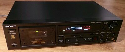 Sony TC-K677ES Stereo HiFi Dolby HX Pro Cassette Tape Deck Separate Recorder