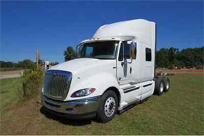 2011 International PROSTAR Road Tractor Truck
