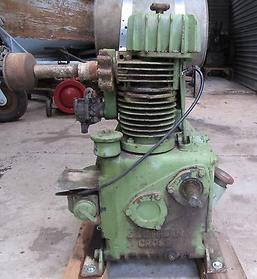 Southern Cross AXC vintage stationary engine