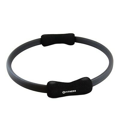 PILATES TONING RING FOR GYM/YOGA HOME FITNESS RESISTANCE POSTURE EXERCISE 39cm