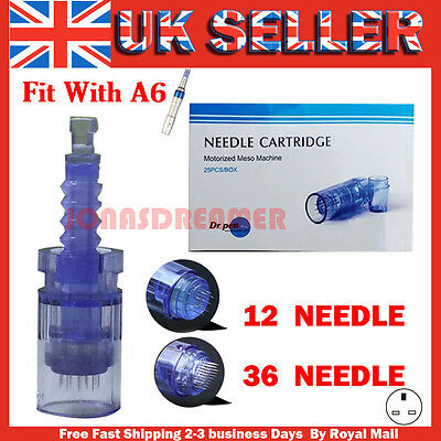 Micro Needles Cartridges For Ultima A6 Dr.Pen,Tips For Electric Stamp Derma Pen