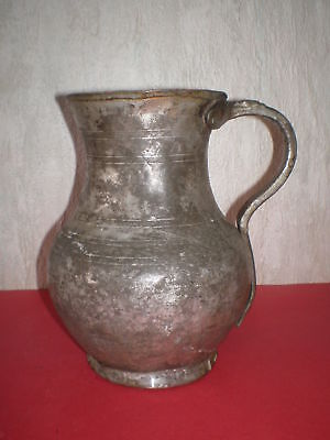 Old hand-made ceremonial ritual Muslim court-jug of 17-18th century -VERY RARE!